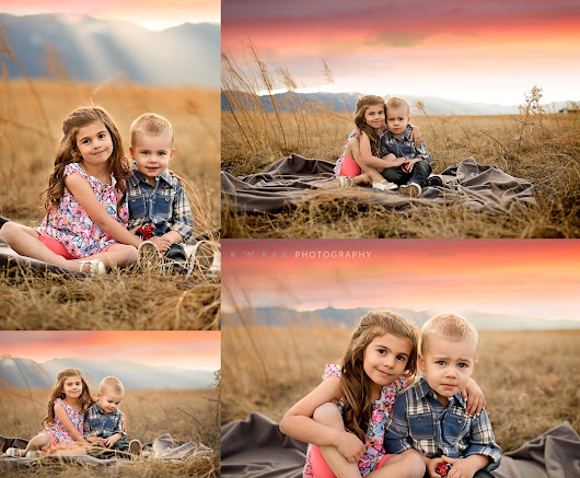 Alyssa & Children | Mommy & Me | Maternity | Colorado Springs Photographer