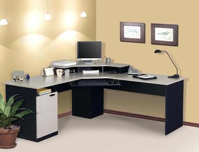 best buy corner home office furniture Naples FL for sale
