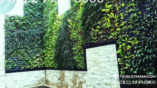 tukang taman jakarta- taman vertikal garden