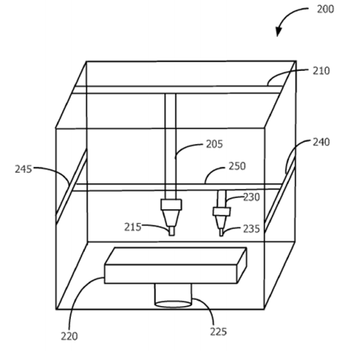 DIY 3D Printing Apple And Autodesk Patent Color 3D