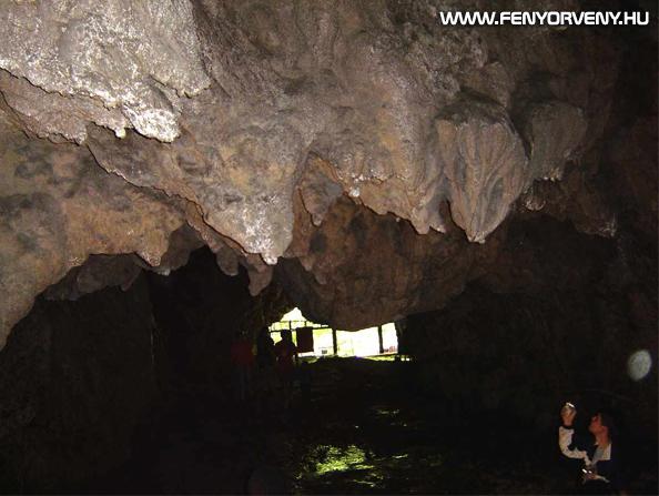 A Polovragi barlang - Olténia