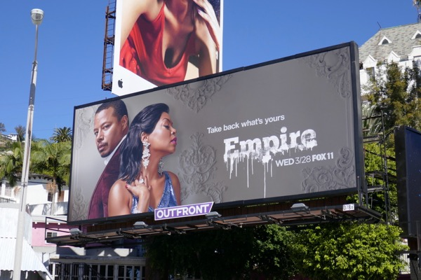Empire season 4 part 2 billboard