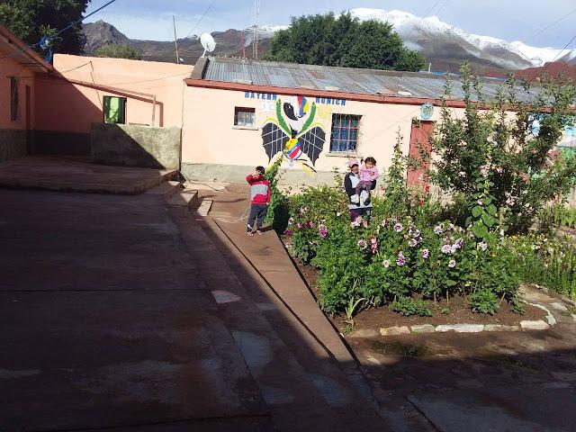 Neujahrsgrüße 2019 aus Esmoraca Bolivien