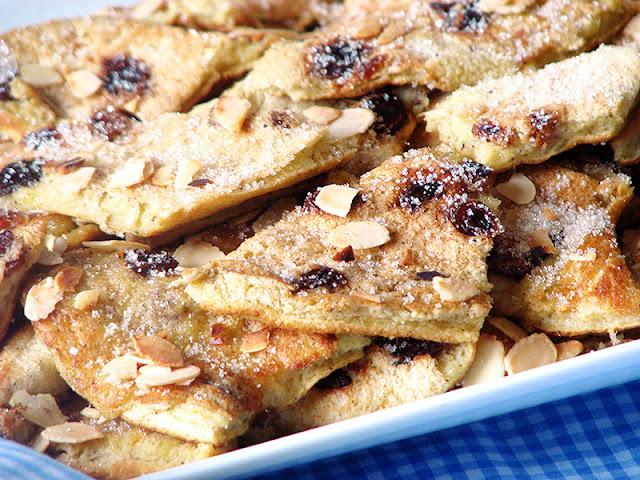 Recette de pancakes autrichiens