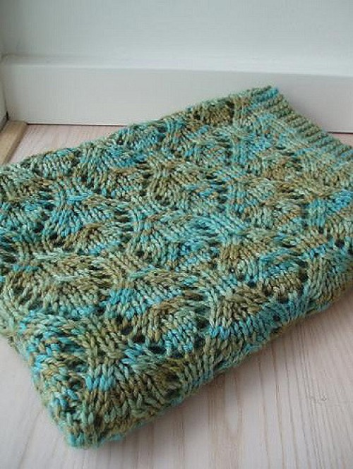 Baby Chalice Blanket - Free Pattern