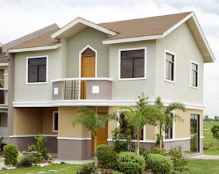 New home designs latest.: Beautiful modern home exterior designs.