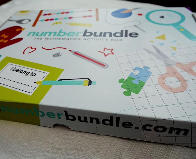 Numberbundle box