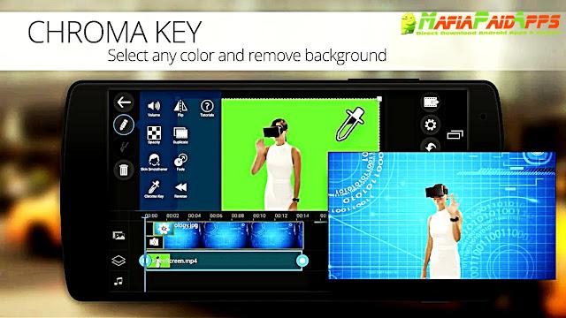 PowerDirector Video Editor App 4K, Slow Mo & More Apk MafiaPaidApps