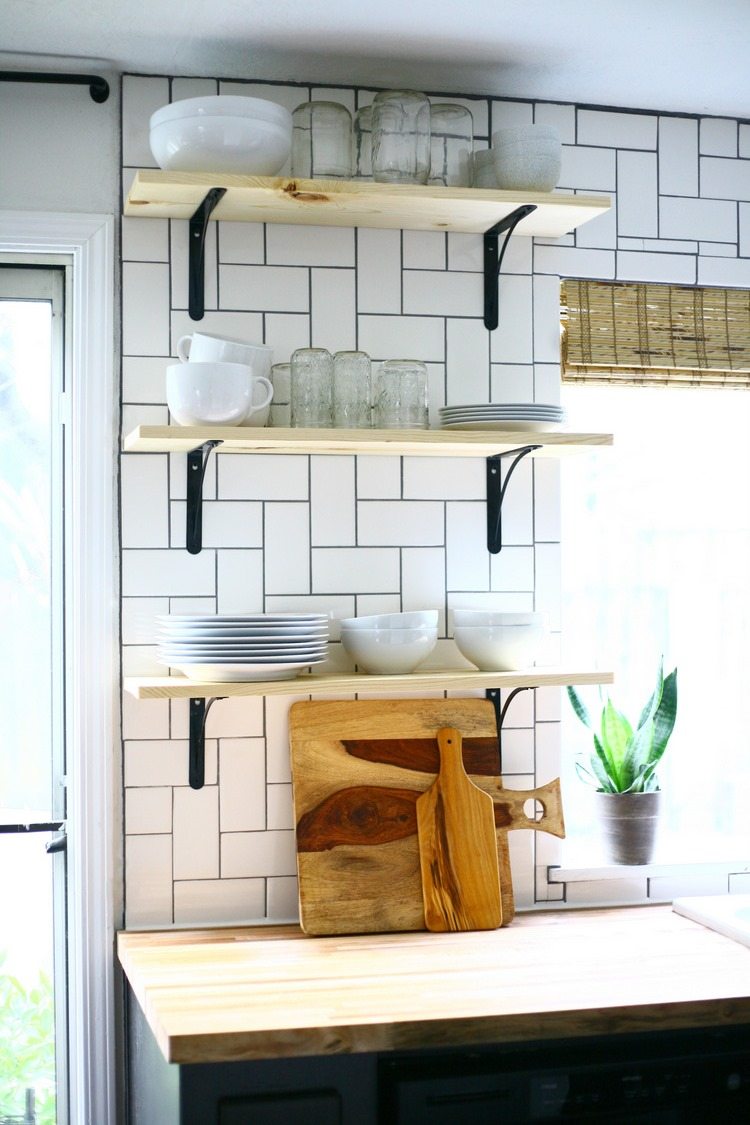 All about our DIY butcher block countertops / Create / Enjoy