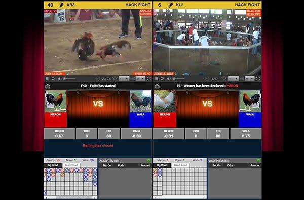 Sabung Ayam, Sabung Ayam Online, S128
