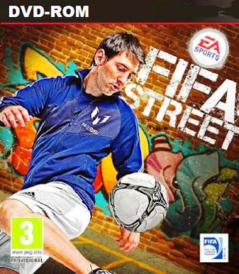 نسخة كاملة 100% من ميديا فاير FIFA STREET 4 PC تحميل لعبة    بحجم صغير FIFA Street 4 برابط مباشر كاملة مجانا للكمبيوتر