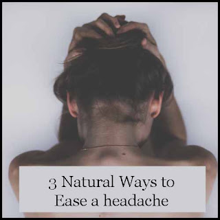 3 natural ways to ease a headache