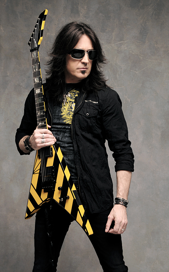 """Blowin' Wind with Stryper's Michael Sweet: """"We will never stop being who we  are and proclaiming what we believe in. At the same time you don't want to  beat people over the"""