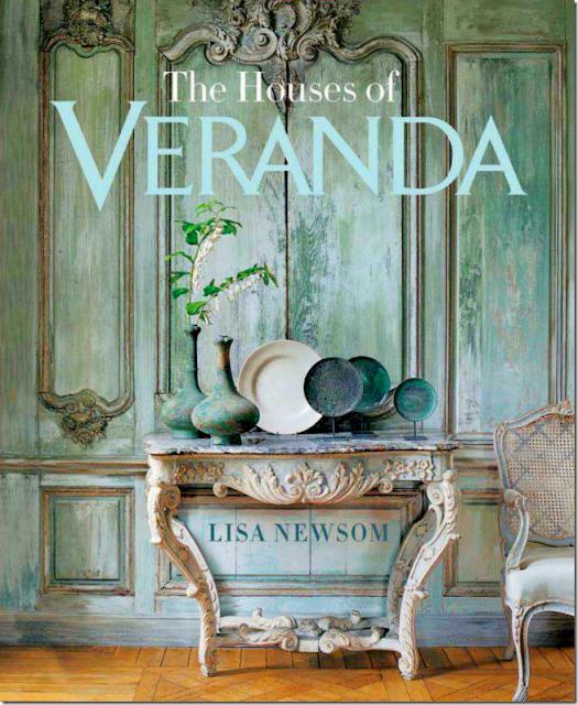 green veranda magazine cover interiors