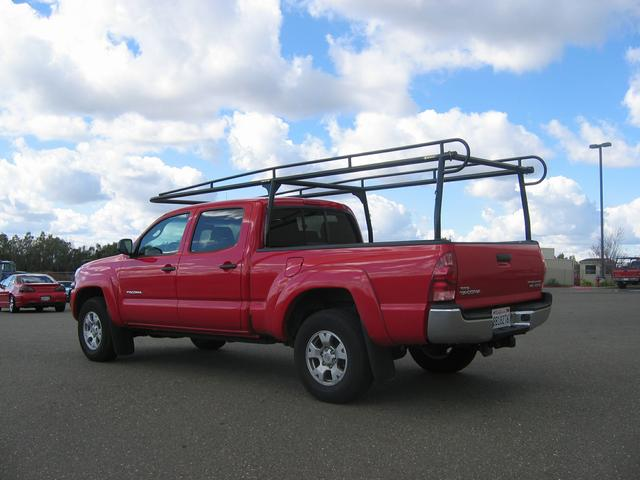 Rack-it Truck Racks: Toyota Tacoma Composite Bed Special ...