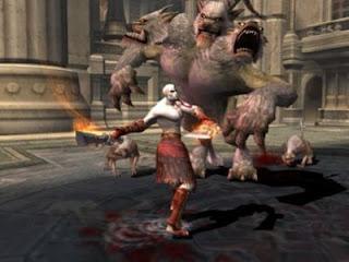Gambar terkait dari Game God Of War 2