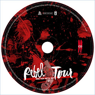 Madonna - Rebel Heart Tour - Artwork by MPAP