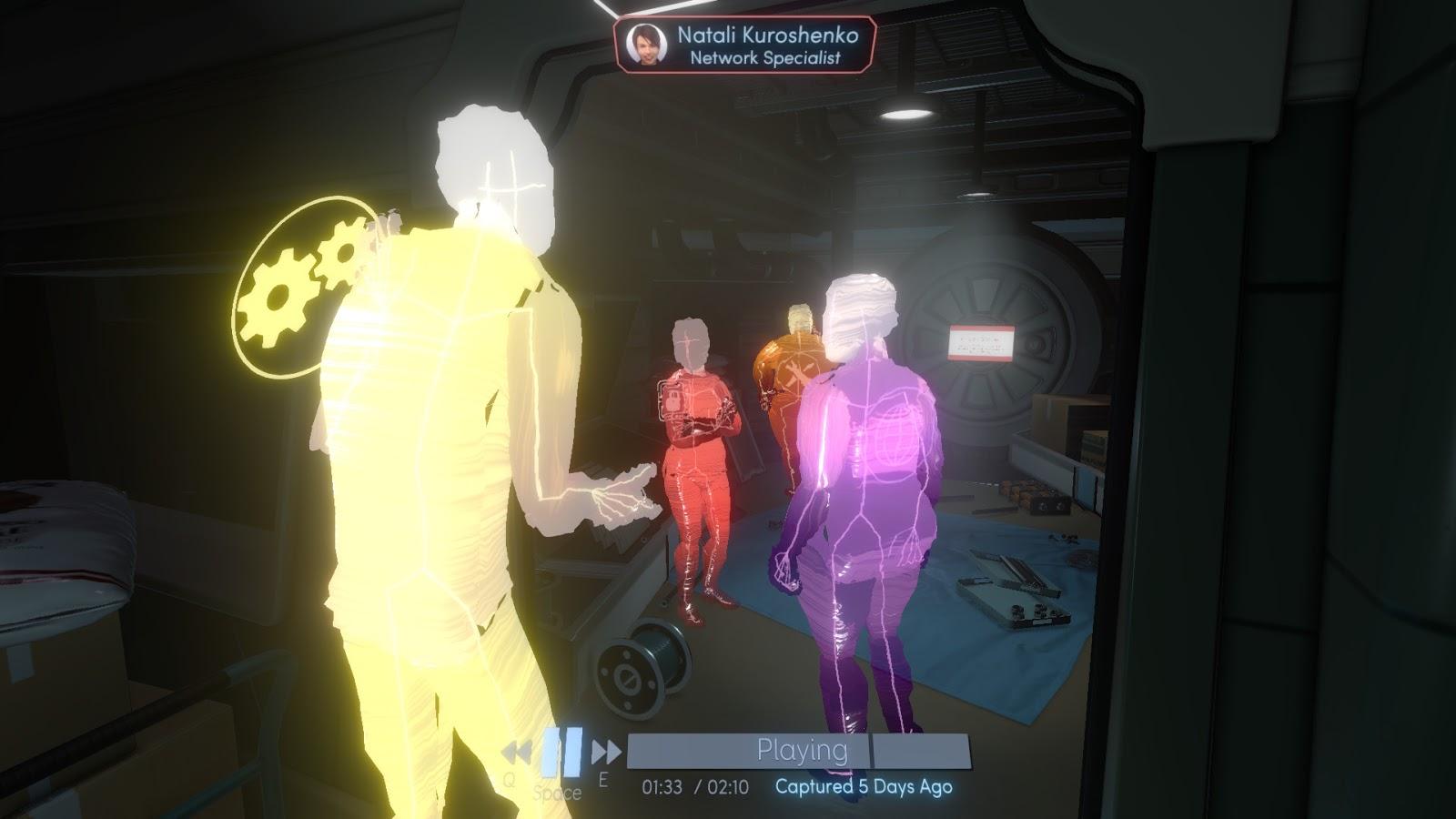 Tacoma, симулятор ходьбы в космосе, игра от создателей Gone Home, фантастика, SciFi, приключение, детектив, Adventure, обзор, рецензия