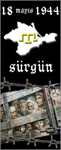 18 мая 1944 года по приказу Сталина крымские татары были изгнаны со своей исторической родины - Крыма