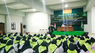 Awali 2018, IPPNU Bandung Barat Sukses Gelar Makesta Raya