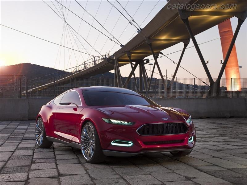 صور سيارة فورد Evos كونسبت 2015 - اجمل خلفيات صور عربية فورد Evos كونسبت 2015 -Ford Evos Concept Photos Ford-Evos-Concept-2012-02.jpg