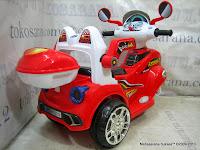 5 Motor Mainan Aki Pliko PK6100 thor dengan Kendali Jauh