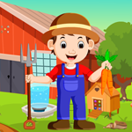 G4K Cartoon Young Farmer …