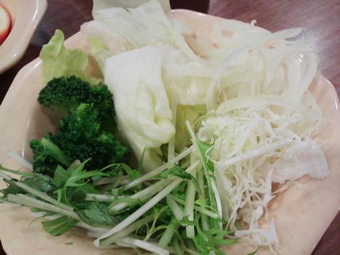 サラダ3 ビッグボーイ一宮若竹店