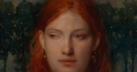 Red hair in Paintings: New exiting paintings of Redheads