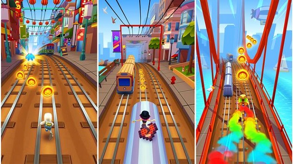 jumpa lagi dengan putraadam tempatnya download berbagai game android modded terbaru dan g Subway Surfers Mod Apk v1.100.0 Terbaru 2019 (Unlimited Coins/Keys)