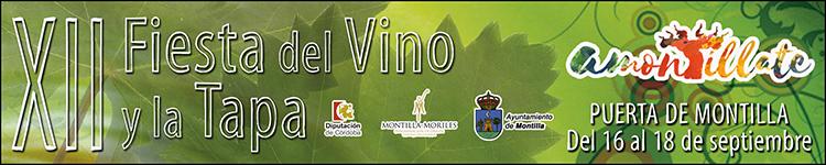 AYUNTAMIENTO DE MONTILLA - XII FIESTA DEL VINO Y LA TAPA