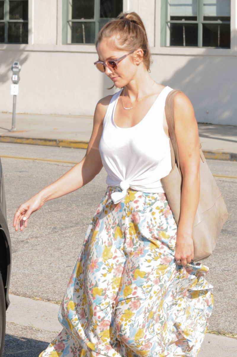 Photos of Minka Kelly Out Shopping In Beverly Hills