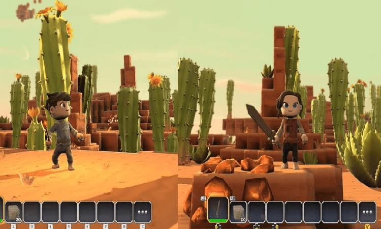 تحميل لعبة portal knights للاندرويد برابط مباشر (APK)