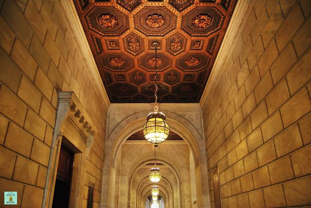 New York Public Library, planes gratis en Nueva York