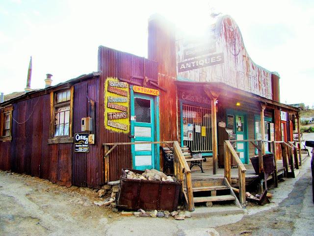 OATMAN - vilalge cow-boy - USA - Etats-unis - Arizona