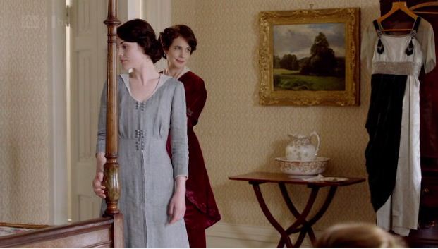 The Pink Doormat Downton Abbey Inspired Bedroom