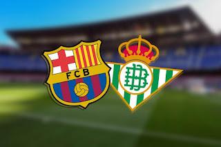 اون لاين مشاهدة مباراة برشلونة وريال بيتيس بث مباشر 25-8-2019 الدوري الاسباني اليوم بدون تقطيع