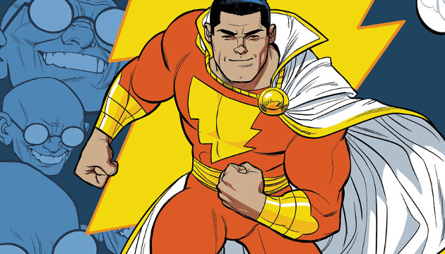 Kekuatan Shazam (Captain Marvel), Superhero DC Comics yang Mampu Menandingi Superman