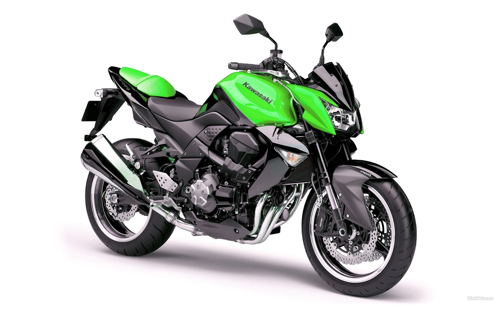 Kawasaki Z800 2013 HD Wallpapers 2013