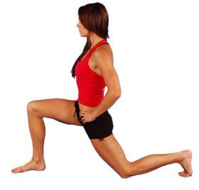 treatment tight hip flexors