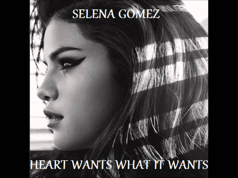 The Heart Wants What It Wants - Selena Gomez - My Lyrics ...  The Heart Wants...