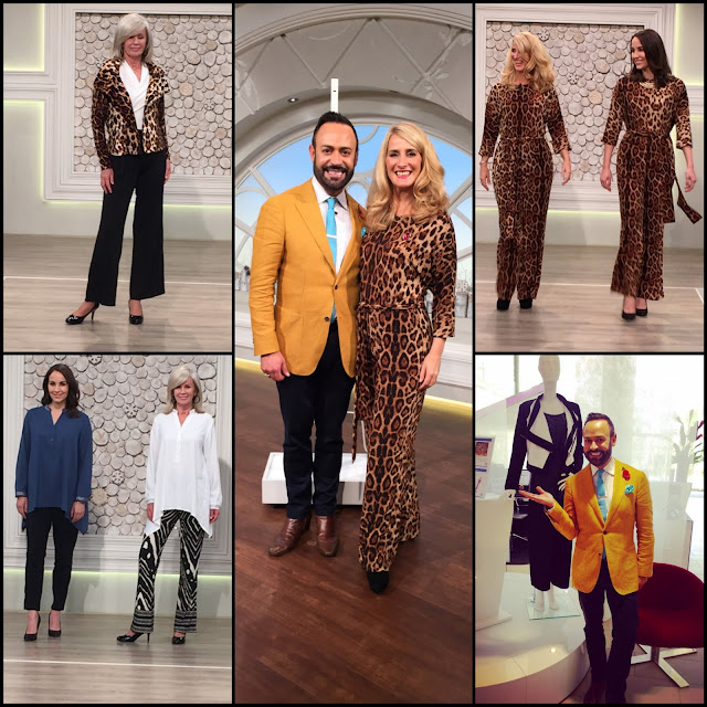 "NV NICK VERREOS.....BLOG Photo Recap of ""NV NICK VERREOS""  Premiere on QVC UK--Lots of Photos!"