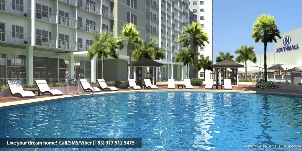 Amenities | SMDC South Residences - 2 Bedroom End Unit With Balcony | Condominium for Sale SM Southmall Las Pinas