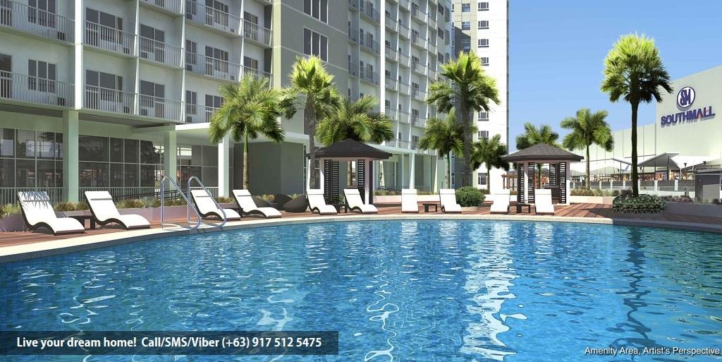 Amenities | SMDC South Residences - 1 Bedroom | Condominium for Sale SM Southmall Las Pinas