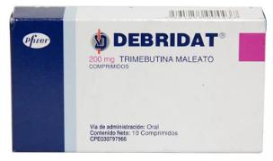 ديبريدات Debridat لعلاج التشنجات ومسكن للألم