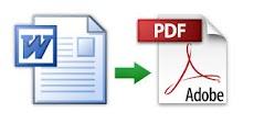 Cara Mengubah Microsoft Word Ke PDF Dengan Mudah