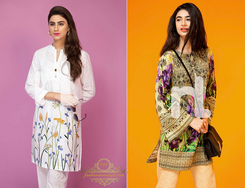Nishat Linen Pret|Cambric|Lawn Summer 2017 Collection www.fashionwearstyle.com