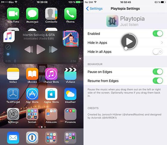 playtopia-cydia Cydia: Tweaks for iOS 9.3.3 (December 2017) Technology