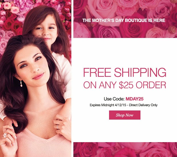 Avon Free Shipping | Mother's Day Catalog