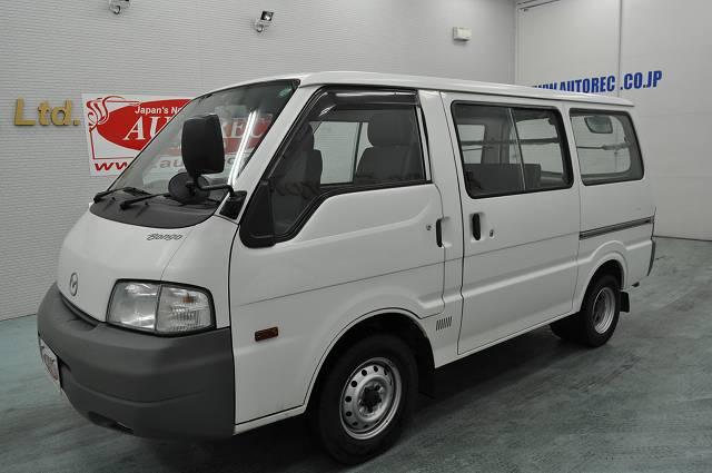 2007 Mazda Bongo DX for South Sudan  Japanese vehicles to the world
